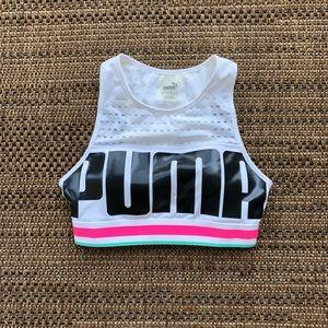 Like New ◻️◼️Logo Sport Bralette Size Small